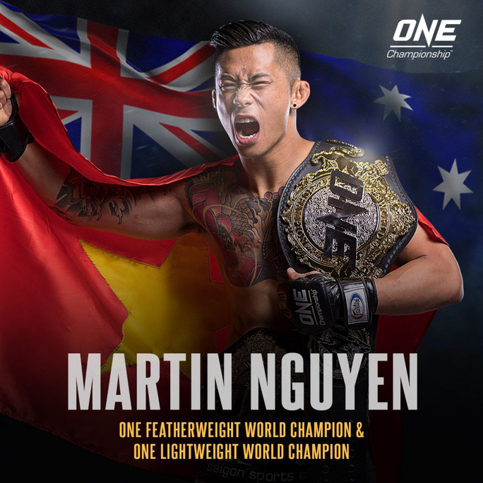 ONE Championship hợp tác với Fullerton Markets để đưa Martin Nguyễn về Việt Nam - Ảnh 2.