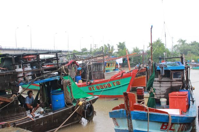 Bạc Liêu nỗ lực cứu tàu cá chết máy trong khi bão số 1 tăng tốc - Ảnh 1.