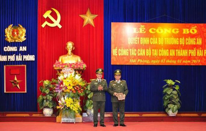 Tướng Đỗ Hữu Ca thôi giữ chức Giám đốc Công an TP Hải Phòng - Ảnh 1.