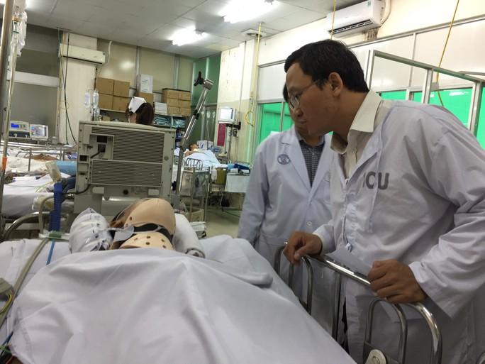 Tai nạn kinh hoàng tại Long An: Khẩn cấp kiểm tra ma túy trong máu giới tài xế - Ảnh 2.