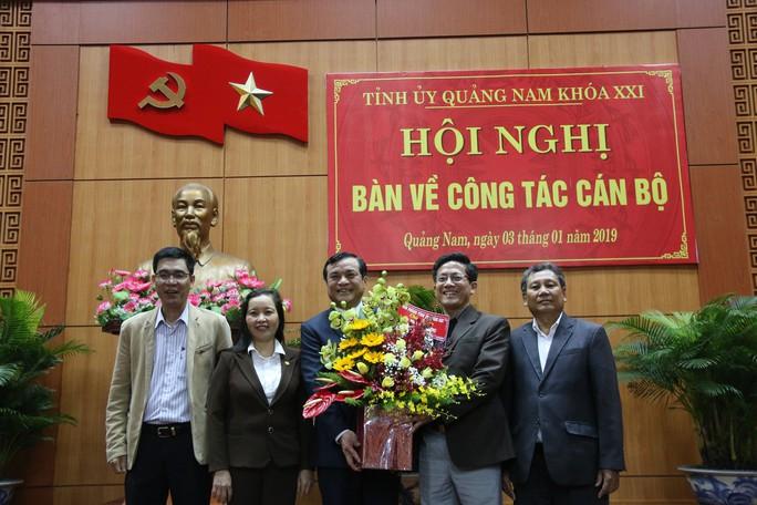 Ông Phan Việt Cường trở thành tân Bí thư Tỉnh ủy Quảng Nam - Ảnh 1.