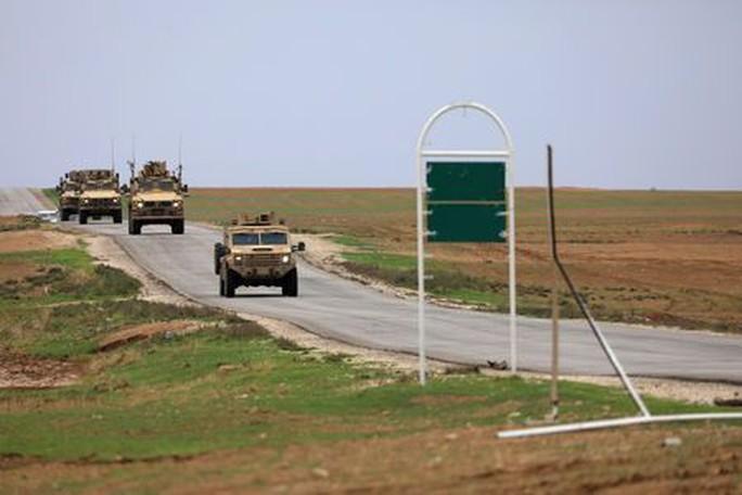 Mỹ mập mờ thời gian rút quân khỏi Syria - Ảnh 1.