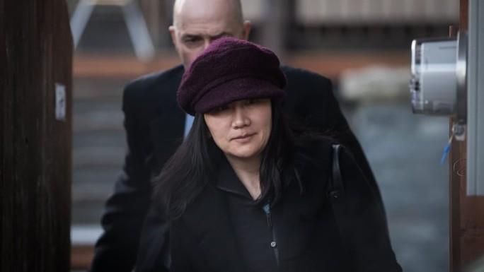 Bị Mỹ yêu cầu dẫn độ, giám đốc tài chính Huawei ra tòa ở Canada - Ảnh 1.