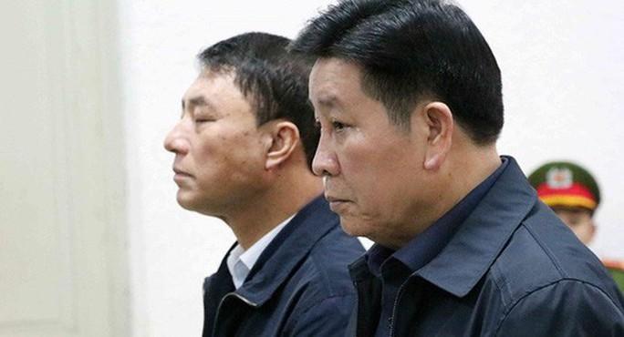 2 cựu thứ trưởng Bộ Công an bị tuyên phạt 30-36 tháng tù; Vũ nhôm nhận 15 năm tù - Ảnh 2.