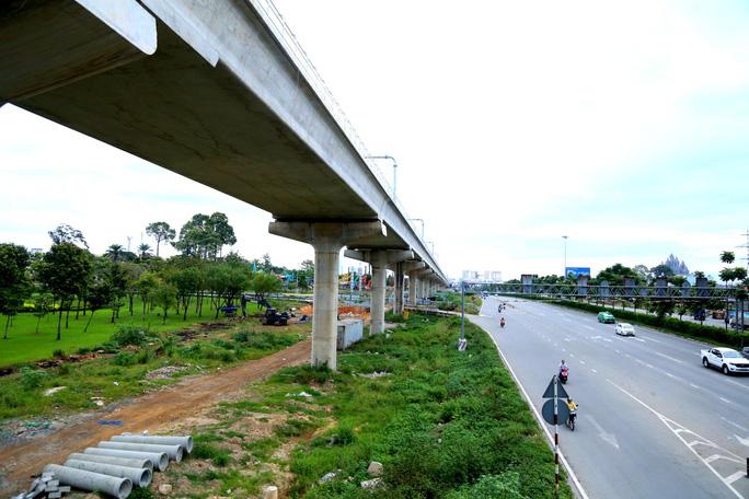 Cận cảnh những công trình mở lối giao thông tại TP HCM - Ảnh 13.