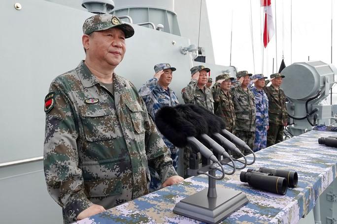 Mỹ tố Trung Quốc quân sự hóa biển Đông như chuẩn bị Thế chiến III - Ảnh 1.
