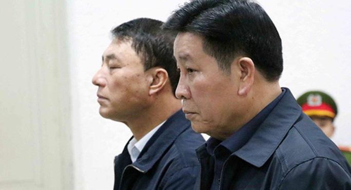 Phiên tòa xét xử Vũ nhôm: Hai cựu thứ trưởng công an lãnh án - Ảnh 1.