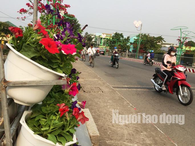 Độc đáo những tuyến đường đầy hoa ở đất Sen hồng Đồng Tháp - Ảnh 6.
