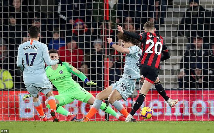 Thua kinh hoàng trước Bournemouth, Chelsea văng khỏi Top 4 - Ảnh 3.