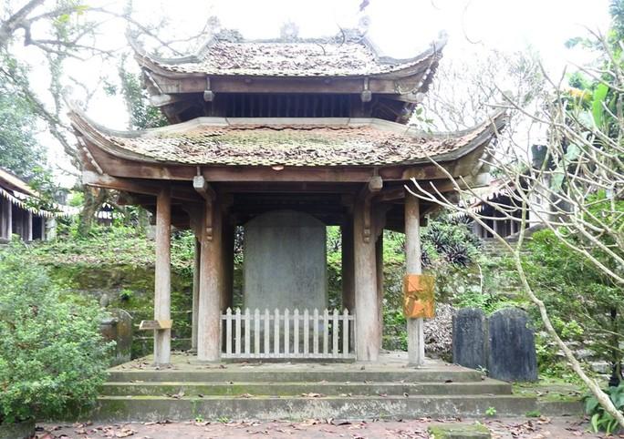 Độc đáo bia cổ gần 900 năm tuổi trên núi Đọi Sơn ở Hà Nam - Ảnh 2.