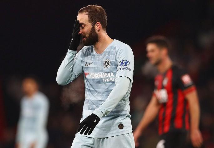 Thua kinh hoàng trước Bournemouth, Chelsea văng khỏi Top 4 - Ảnh 2.