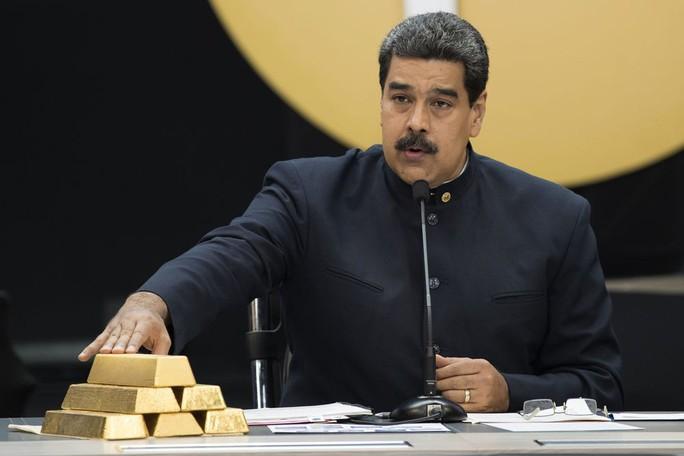 Kho vàng nhiều ẩn số của Venezuela - Ảnh 1.