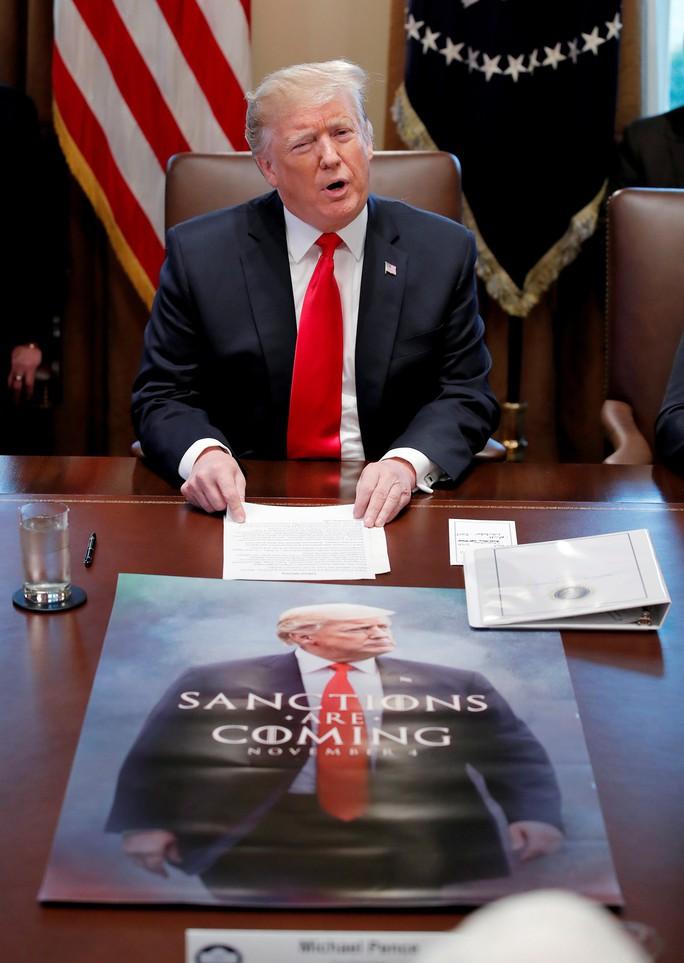 Ông Trump bóng gió về trò chơi vương quyền  - Ảnh 2.