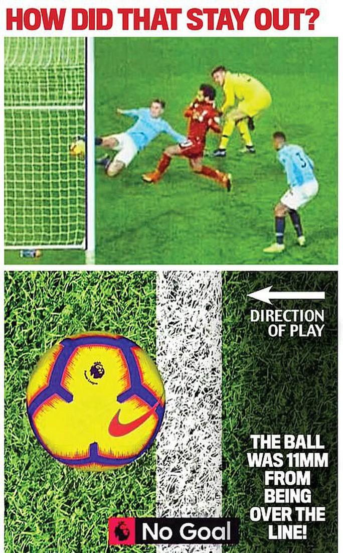 11 milimet khiến Liverpool ôm hận trước Man City - Ảnh 1.