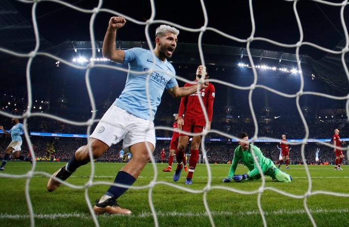 Man City tỏa sáng ở Etihad, Liverpool thua trận đầu tiên - Ảnh 4.