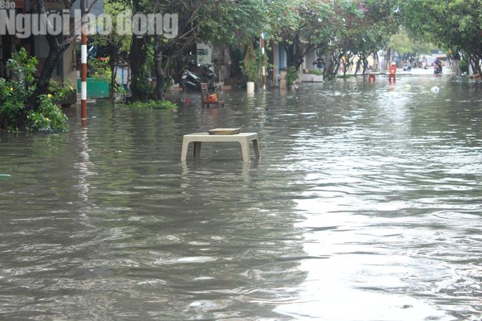 Bạc Liêu, Cà Mau ngập kỷ lục do ảnh hưởng bão số 1 - Ảnh 3.