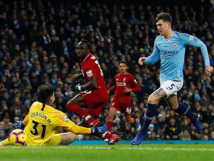 Man City tỏa sáng ở Etihad, Liverpool thua trận đầu tiên - Ảnh 3.