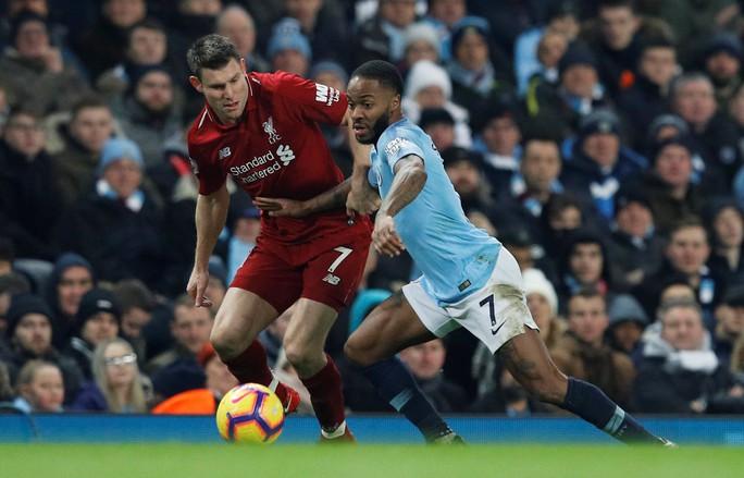 Man City tỏa sáng ở Etihad, Liverpool thua trận đầu tiên - Ảnh 2.