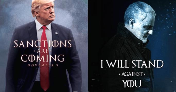 Ông Trump bóng gió về trò chơi vương quyền  - Ảnh 3.