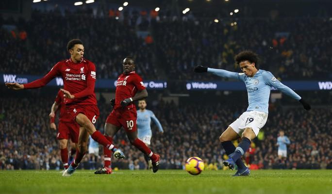 Man City tỏa sáng ở Etihad, Liverpool thua trận đầu tiên - Ảnh 6.