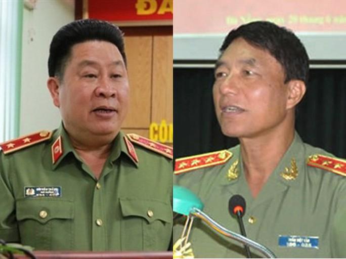 Truy tố 2 cựu thứ trưởng Trần Việt Tân, Bùi Văn Thành giúp sức Vũ nhôm - Ảnh 1.