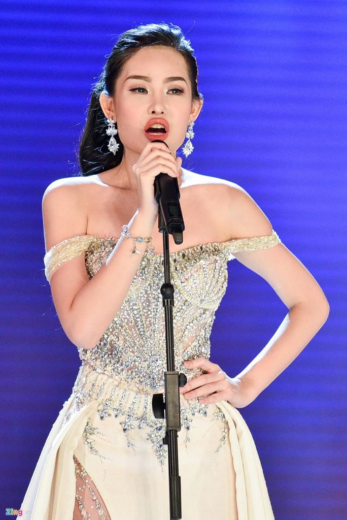 Lê Âu Ngân Anh kiện Cục Nghệ thuật biểu diễn và vẫn thi Hoa hậu Liên lục địa 2018 - Ảnh 1.
