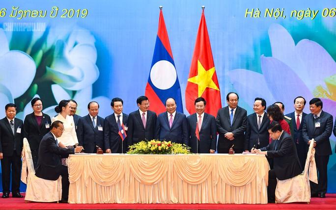 Đưa kim ngạch thương mại Việt - Lào tăng ít nhất 10% - Ảnh 1.