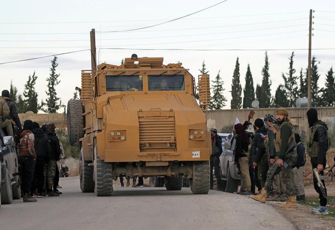 Mỹ thầm lặng đưa quân tới Gabon, không rút hết khỏi Syria - Ảnh 1.