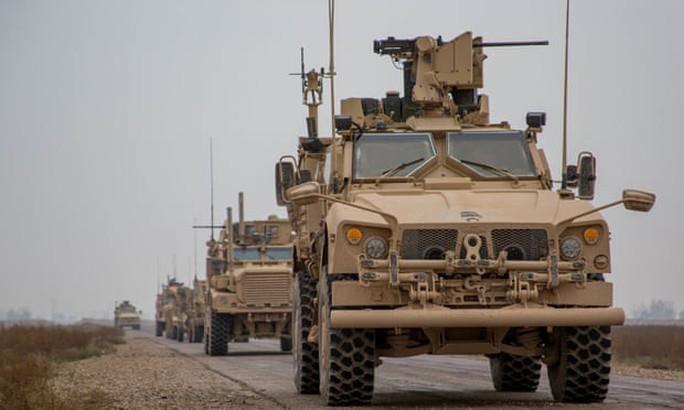 2 đặc nhiệm Anh trúng tên lửa IS tại Syria - Ảnh 1.