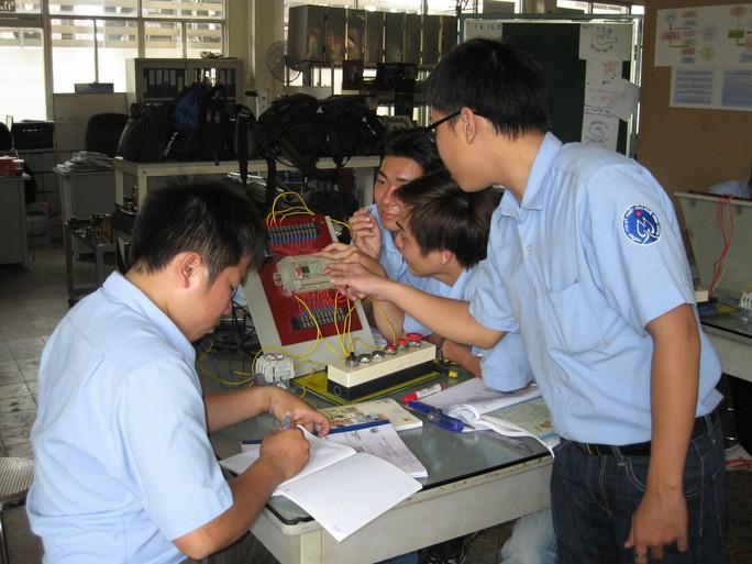 TP HCM: 81,8% lao động qua đào tạo nghề - Ảnh 1.