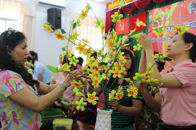 Lễ hội văn hóa và ẩm thực Tết Việt - Tết Hàn - Ảnh 1.
