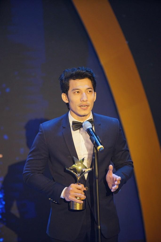 Liên Bỉnh Phát: Tay ngang đóng phim đoạt giải thưởng - Ảnh 1.