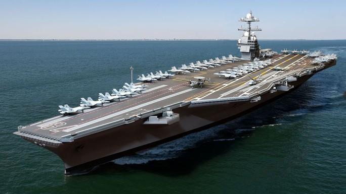 Dọa đánh chìm tàu Mỹ, Trung Quốc đi sai đường? - Ảnh 1.