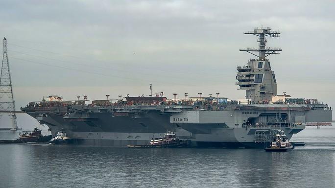 Dọa đánh chìm tàu Mỹ, Trung Quốc đi sai đường? - Ảnh 2.