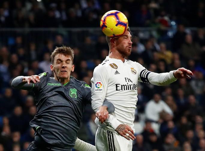 Modric: Nhiều cầu thủ Real Madrid đang sa sút tệ hại - Ảnh 1.