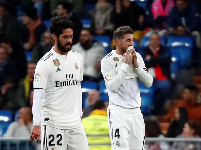 Modric: Nhiều cầu thủ Real Madrid đang sa sút tệ hại - Ảnh 4.