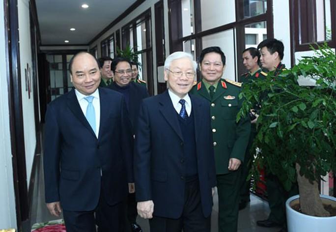 Tháng 1-2021: Đại hội đại biểu toàn quốc lần thứ XIII - Ảnh 1.