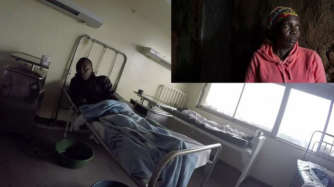 Khi bệnh nhân thành... tù nhân - Ảnh 1.