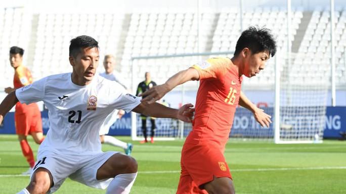 Clip: Hàn Quốc thắng nhọc Philippines, Trung Quốc may mắn hạ Kyrgyzstan - Ảnh 5.