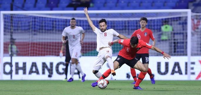 Clip: Hàn Quốc thắng nhọc Philippines, Trung Quốc may mắn hạ Kyrgyzstan - Ảnh 6.