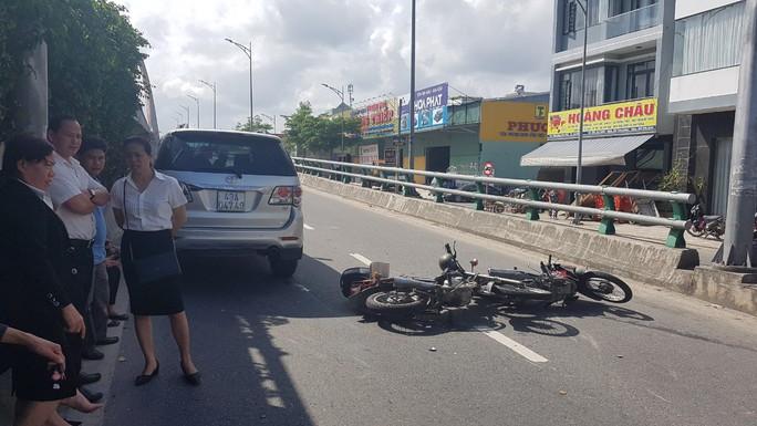 Đà Nẵng: Hai vụ tai nạn giao thông, khiến 3 người bị thương - Ảnh 1.
