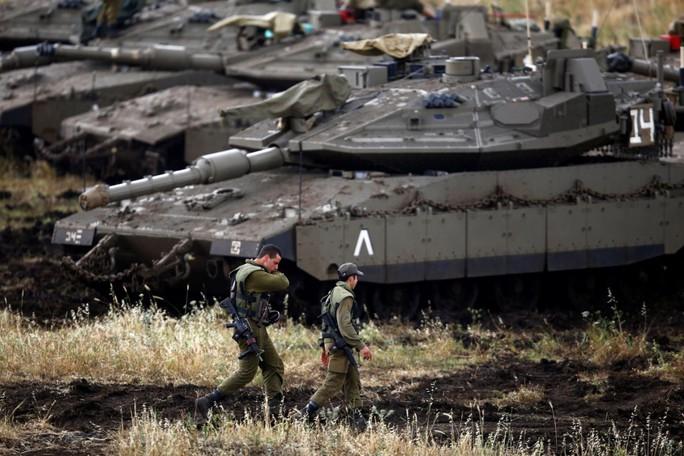 Mỹ đẩy Israel vào thế khó? - Ảnh 1.