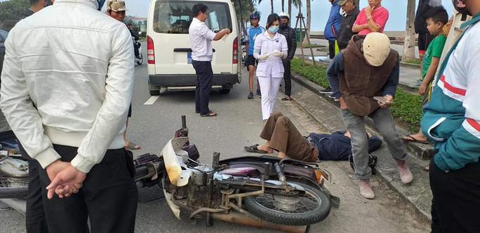 Đà Nẵng: Hai vụ tai nạn giao thông, khiến 3 người bị thương - Ảnh 2.