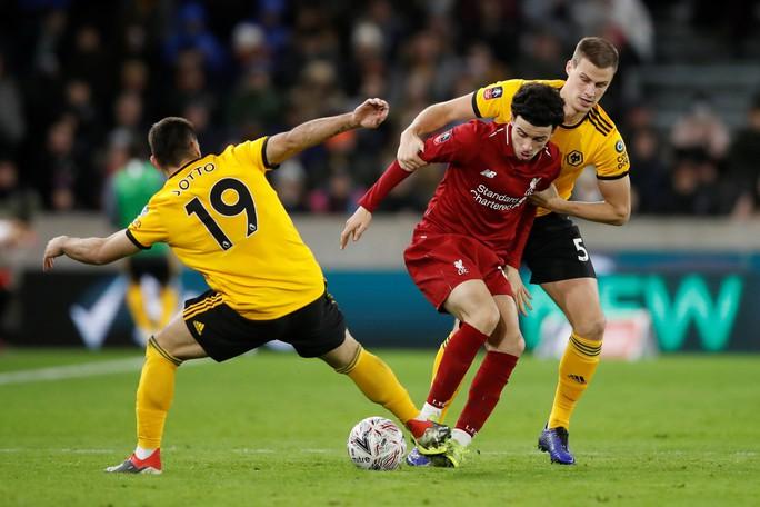 Liverpool bại trận ở FA Cup, dưỡng sức cho Premier League - Ảnh 6.