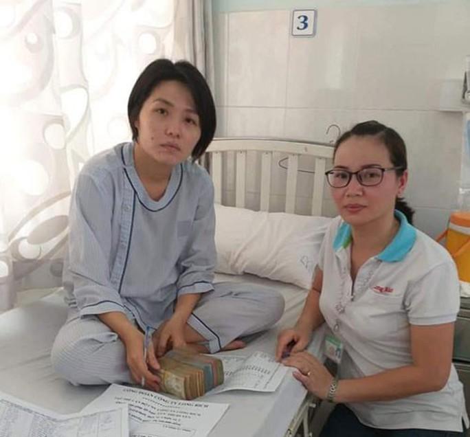 Hỗ trợ chi phí phẫu thuật cho công nhân - Ảnh 1.