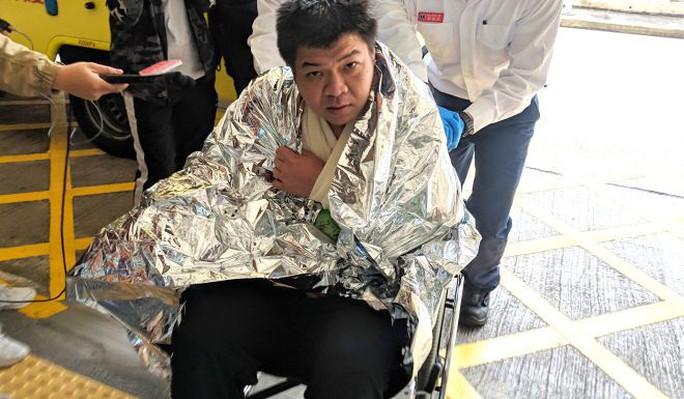 Tàu chở dầu treo cờ Việt Nam phát nổ sau khi rời Trung Quốc, ít nhất 1 người chết - Ảnh 5.
