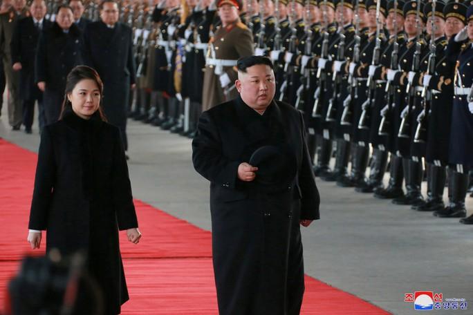 Ông Kim Jong-un đến Bắc Kinh: Chuyến đi đầy toan tính - Ảnh 1.