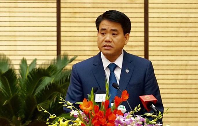 Chủ tịch Hà Nội Nguyễn Đức Chung nêu lý do ký quy định cấm ghi hình tại nơi tiếp dân - Ảnh 1.