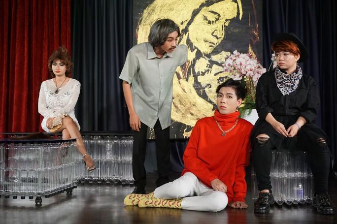 Nghệ sĩ Quốc Thảo dốc sức vì đội ngũ diễn viên trẻ - Ảnh 3.