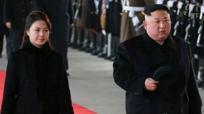Ông Kim Jong-un bí mật đáp tàu tới Trung Quốc trong đêm - Ảnh 2.